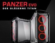 Cougar veröffentlicht neuen Big Tower Panzer Evo im Military-Design