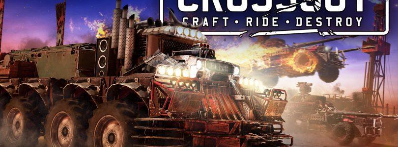 Crossout – PVE-Patch bringt unter anderem neue Raids