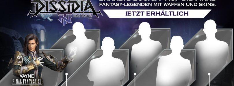 """Dissidia Final Fantasy NT – Erster Season Pass-Charakter """"Vayne"""" erscheint im April"""