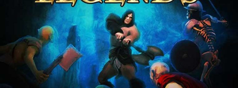 Fighting Fantasy Legends ist für PC und Mobile erschienen