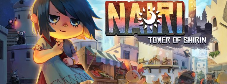 Nairi: Tower of Shirin – Neues Adventure für PC und Nintendo Switch angekündigt