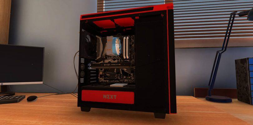 PC Building Simulator erscheint offiziell am 29. Januar