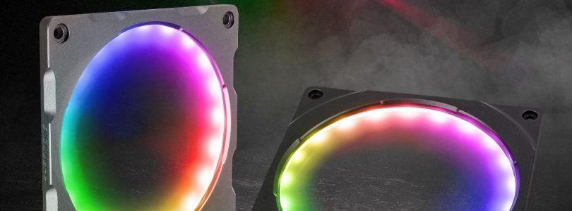 Neu bei Caseking – Phanteks Halos Digital RGB-Lüfterrahmen mit adressierbaren LEDs
