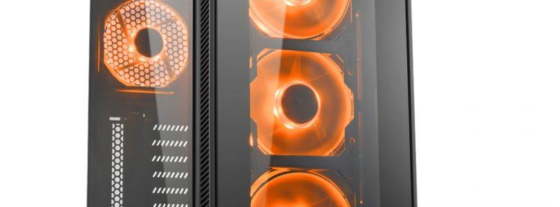 Sharkoon veröffentlicht mit dem TG5 einen ATX Midi Tower mit RGB-Funktion