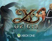 Ys Origin – Der JRPG-Klassiker erscheint am 11. April auf der XBox One