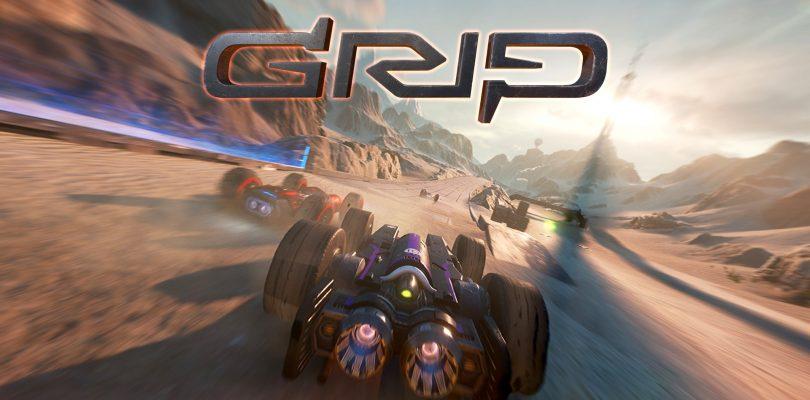 GRIP: Combat Racing startet seinen Release