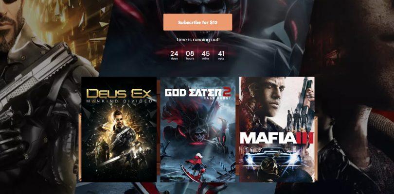Humble Monthly – Im März mit genialen Games