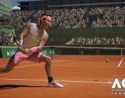AO International Tennis erscheint am 08. Mai für PC, XBox One und PS4