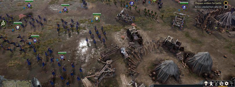 Ancestors Legacy – Mittelalter-RTS erscheint am 22. Mai für den PC