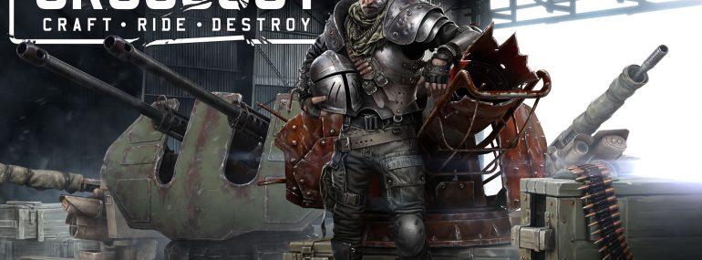 """Crossout – Die """"Knight Riders"""" sind ins Ödland zurück gekehrt"""