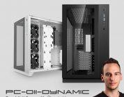 "Neu bei Caseking – PC-O11 Dynamic Midi-Tower von Lian Li & Roman ""der8auer"""