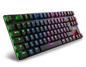 PureWriter TKL RGB – Sharkoon veröffentlicht neue mechanische Low-Profile-Tastaturen