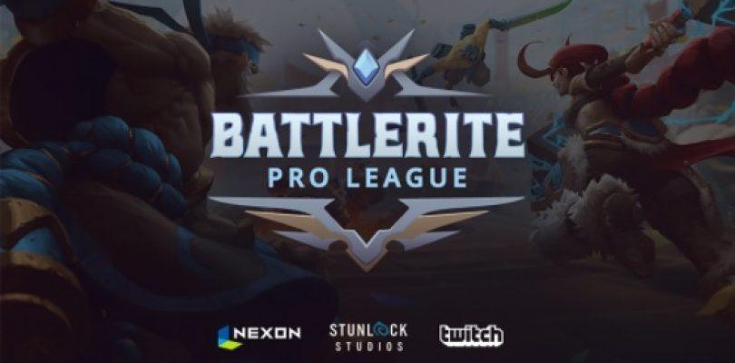 Battlerite – Die Stunlock Studios gründen mit Twitch und Nexon die Pro League