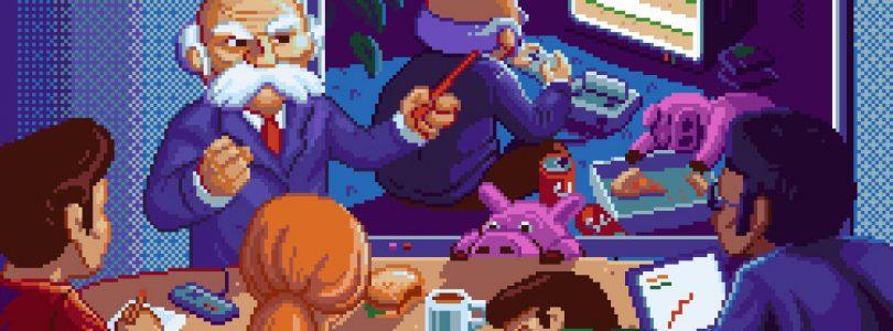 Fork Parker's Crunch Out – Neues Spiel für den SNES! angekündigt