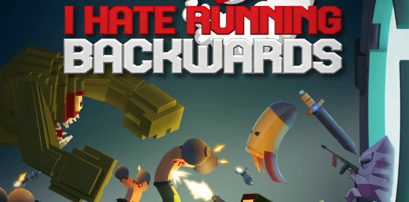 Test: I Hate Running Backwards – Ein Rückwärts laufendes Shoot 'Em Up