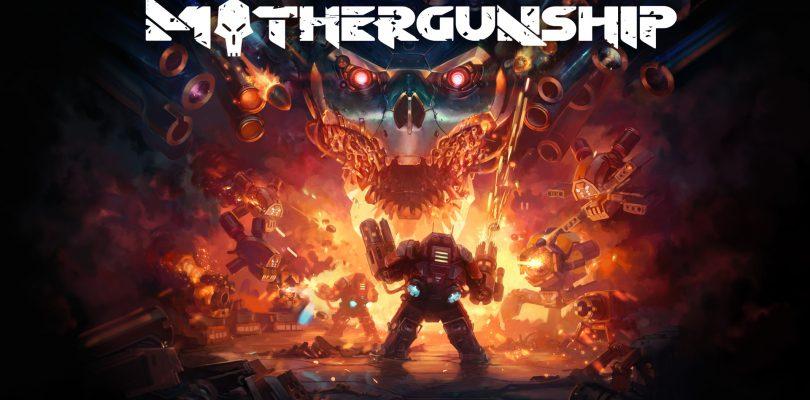 MotherGunShip – Demo für PC, XBox One und PS4 veröffentlicht