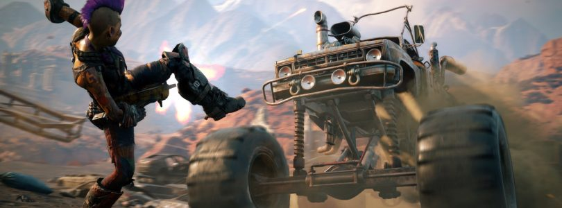 Rage 2 – Hier ist der Launch-Trailer