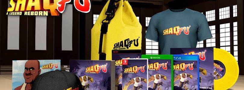 Shaq Fu A Legend Reborn – Collectors Edition angekündigt