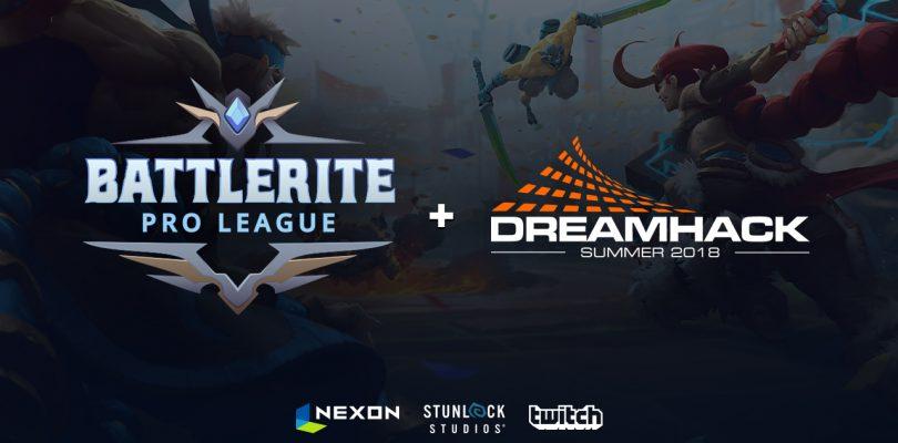 Battlerite – Finale der Pro League Season 1 findet auf der DreamHack statt