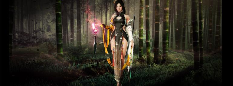 Black Desert Online – Lahn-Klasse im Character Creator verfügbar, Trailer zum Kampfsystem veröffentlicht