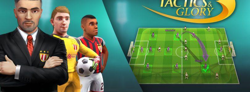 Football, Tactics & Glory – Konsolenumsetzung erscheint am 22. Januar