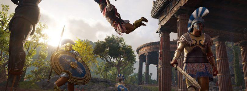 Assassin's Creed Odyssey – Hier ist der Launch-Trailer