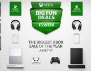 Microsoft startet die XBox Big Fun Deals