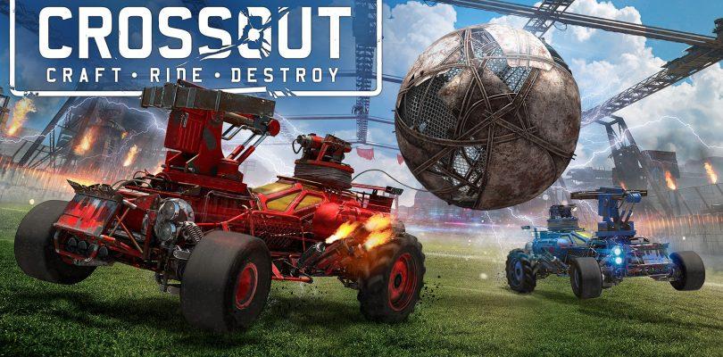 Crossout – Event Fußball-Weltmeisterschaften gestartet