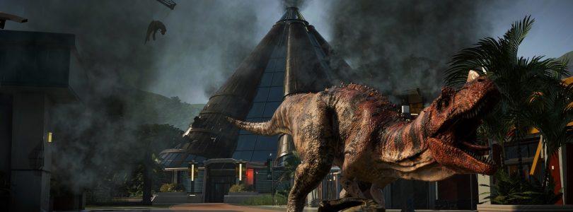 Jurassic World Evolution – Letzte Infos zum Release, Launch-Trailer veröffentlicht