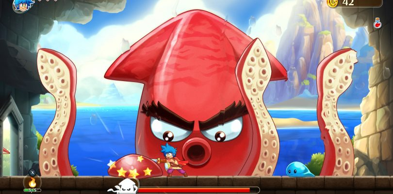 Kurznews – Monster Boy and the Cursed Kingdom – Release am 06. November