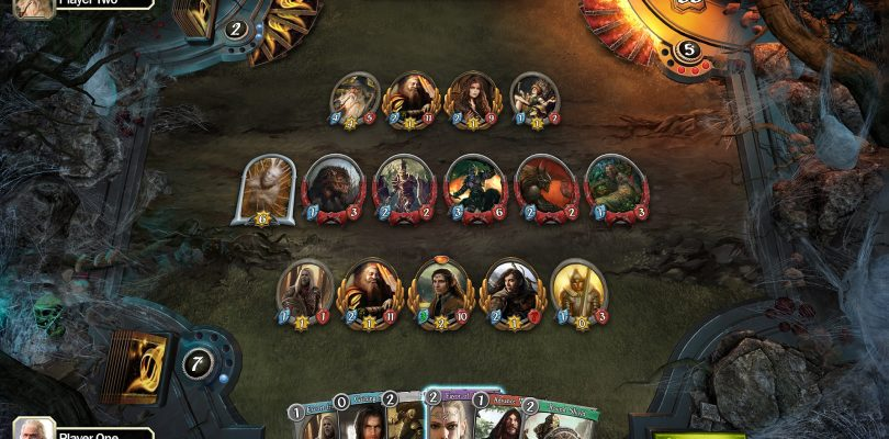 The Lord of the Rings: Adventure Card Game für PC und MAC veröffentlicht