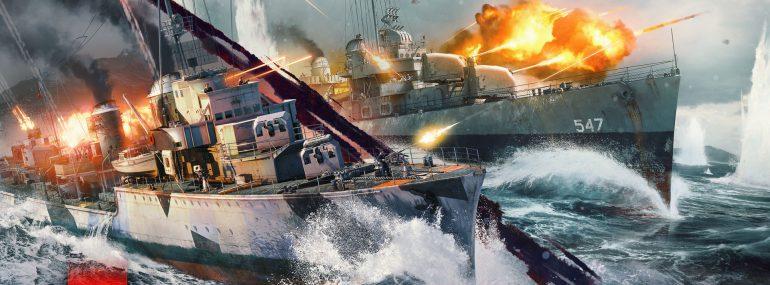 War Thunder startet auf der XBox One in den Early Access, Naval Battles [Closed Beta] gestartet