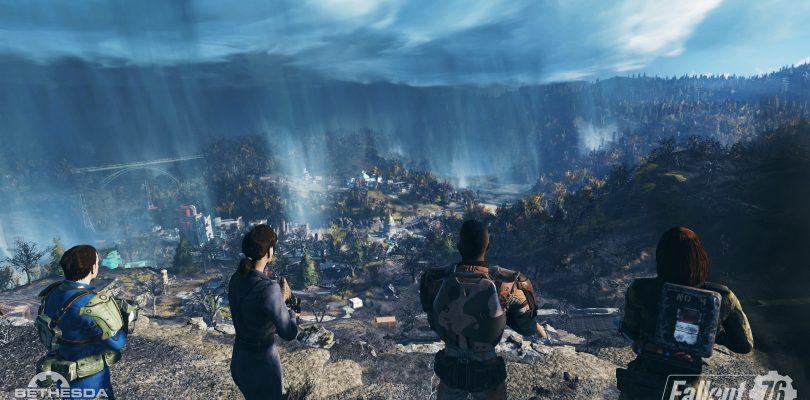 Kurznews – eSports auf der QuakeCon 2018, Fallout 76-Panel