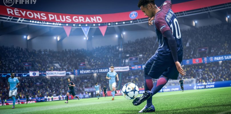 FIFA 19 – Erstes Turnier der Global Series startet in Paris am 26. Oktober