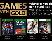 Games With Gold – Hier kommen die kostenlosen Spiele für Juli 2018