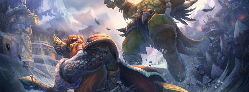 Heroes of the Storm – Neue Karte und neuer Held aus Warcraft kommen