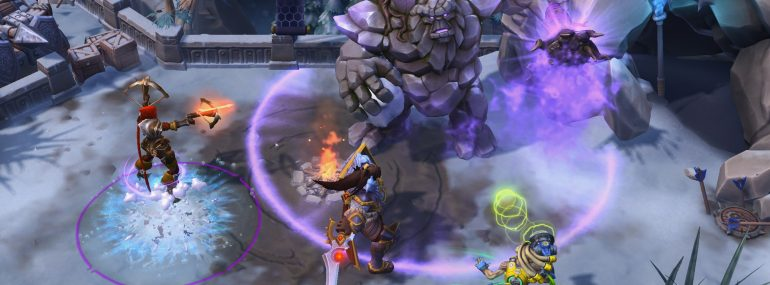 Heroes of the Storm – Alteracpass und Yrel aus WoW jetzt live