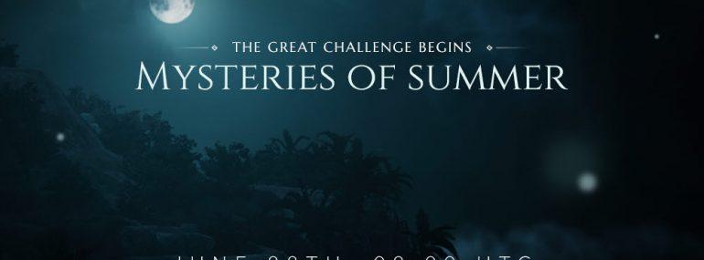 """Black Desert Online – Event """"Mysteries of Summer"""" startet bald, Hardware-Preise winken als Belohnung"""