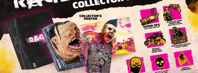 Rage 2 – Collectors Edition angekündigt