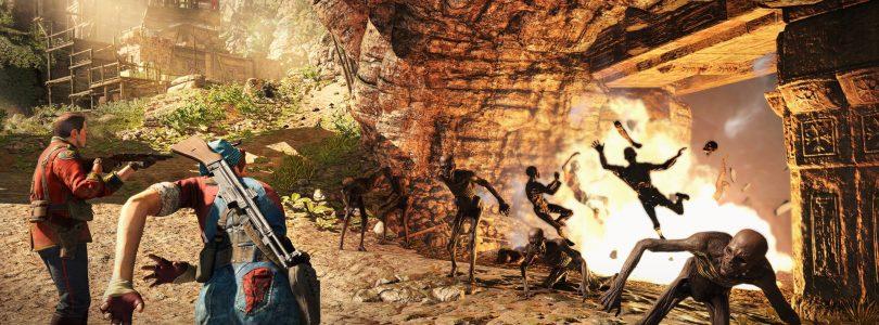 """Strange Brigade – DLC """"Das versunkene Königreich"""" veröffentlicht"""