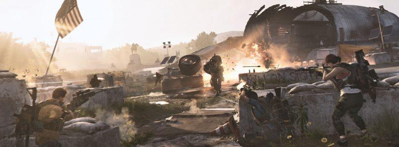 """The Division 2 – Trailer zum aktuellen Update """"Die Schlacht um D.C."""""""