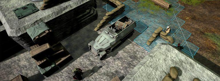 Achtung! Cthulhu Tactics erscheint Mitte November für PS4 und XBox One