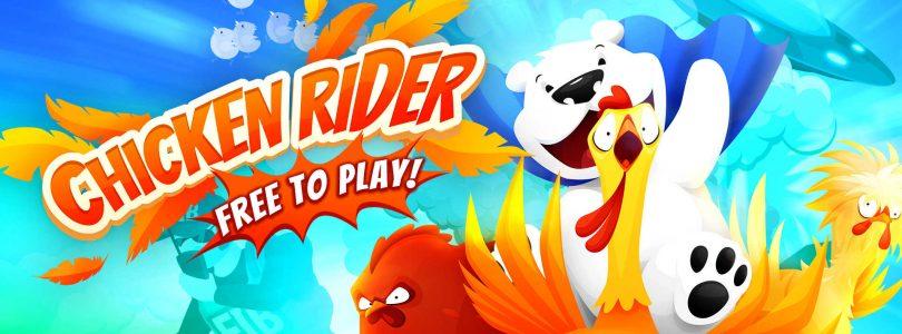 Chicken Rider – Neuer Endless-Runner für iOS, Android sowie PC und MAC veröffentlicht