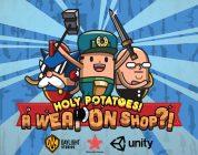 Test: Holy Potatoes! A Weapon Shop?! – Waffen für jede Kartoffel
