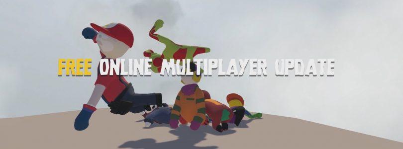 Kurznews – Human: Fall Flat – Multiplayer-Update nun auch auf Konsolen verfügbar