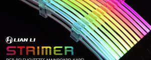 Hardware-Test: Der RGB Strimer von Lian Li auf dem Prüfstand