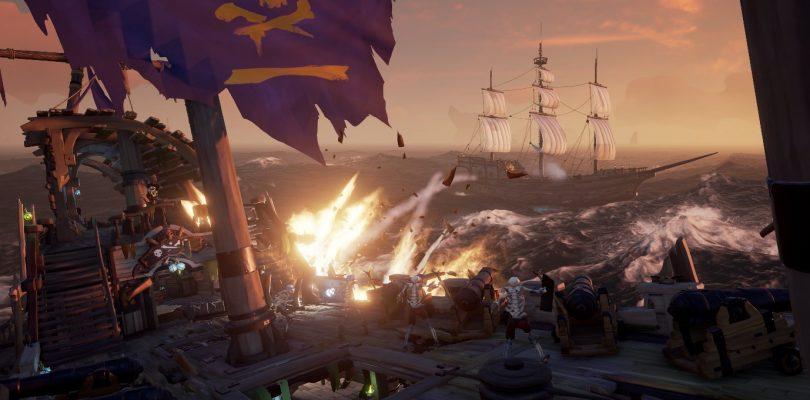 """Kurznews – Sea of Thieves – Content-Update """"Cursed Sails"""" veröffentlicht"""