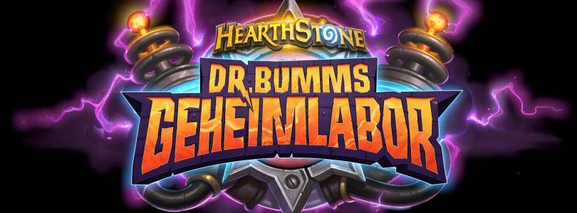 Hearthstone – Neue Erweiterung Dr. Bumms Geheimlabor angekündigt