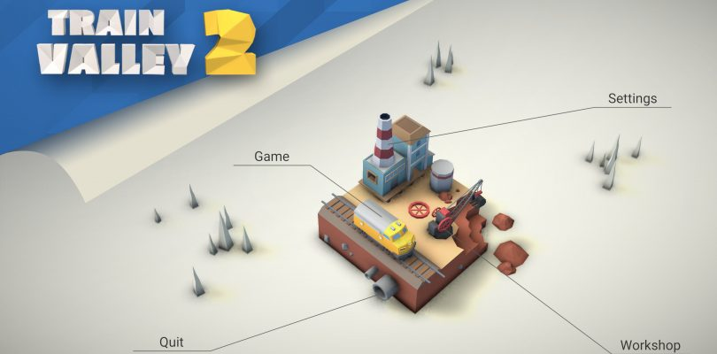 Preview: Train Valley 2 – Ein Eisenbahn Knobelspiel