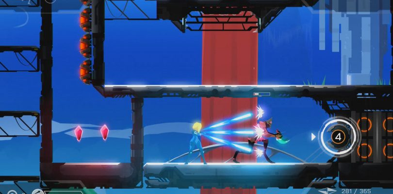 Velocity 2X erscheint am 20. September für Nintendo Switch